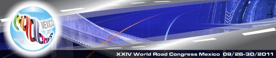XXIV World Road Congress Mexico