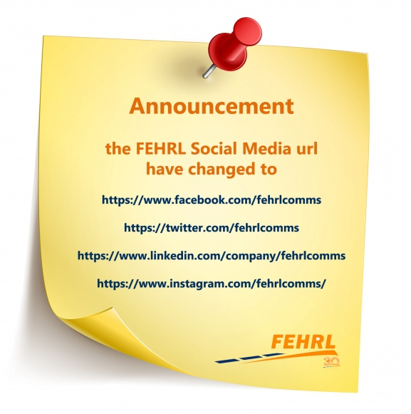 FEHRL AnnouncementFEHRL Announcement